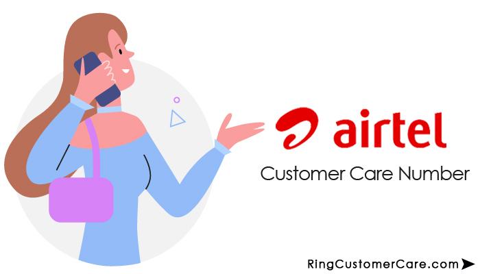 airtel customer care number toll free helpline