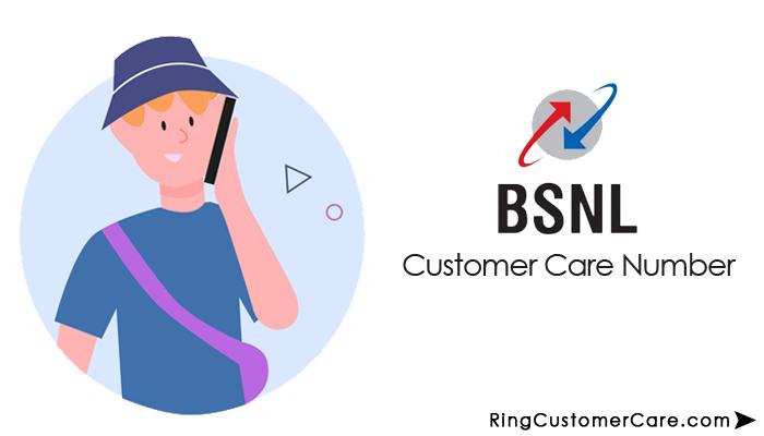 bsnl customer care number toll free helpline