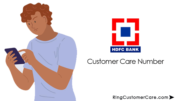 hdfc customer care number toll free helpline