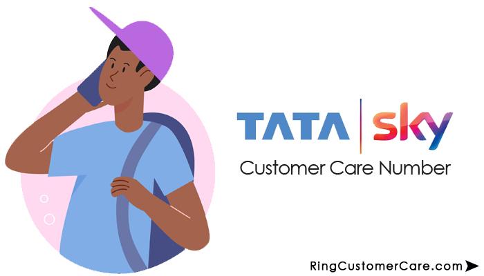 tata sky customer care number toll free helpline