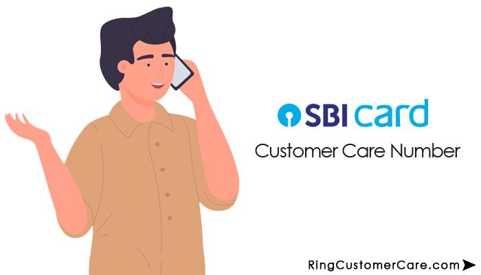 sbi credit card customer care number