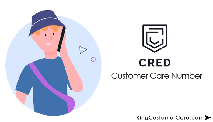 cred customer care number