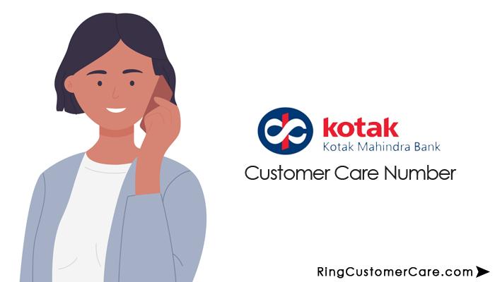 kotak mahindra bank customer care number