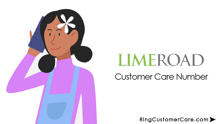 limeroad customer care number