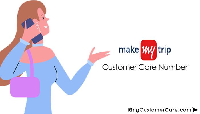make my trip customer care number