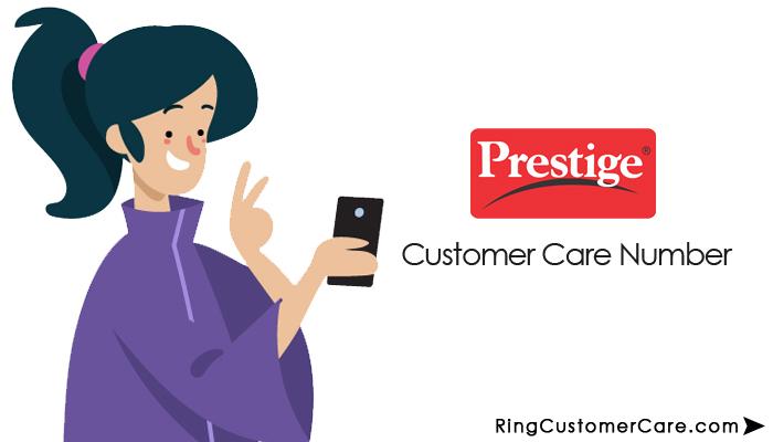 prestige customer care number