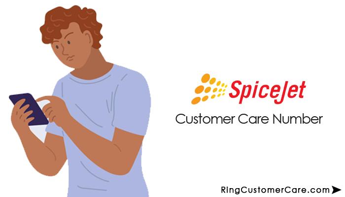 spicejet customer care number
