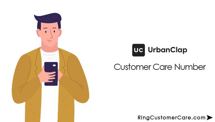 urban clap customer care number