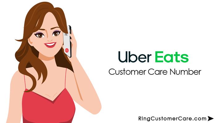 uber eats customer care number service