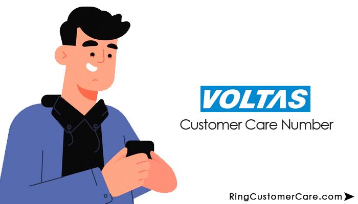 voltas customer care number