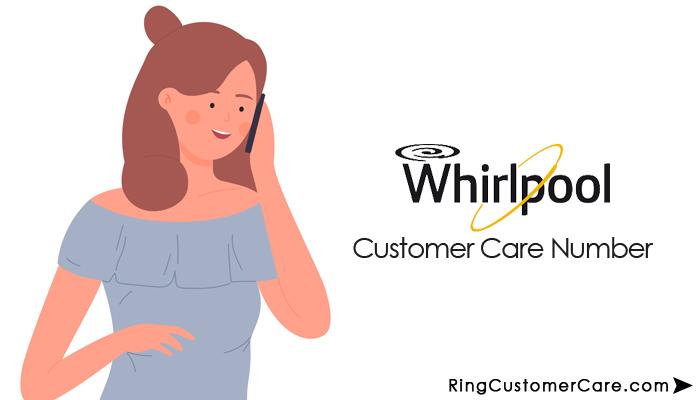 whirlpool customer care number